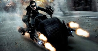 'Dark Knight Rises' Highlight Was Anne Hathaway's Catwoman